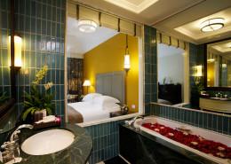 Centara Grand Beach Resort Samui Thailand - Deluxe Ocean Facing Room