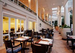 Centara Grand Beach Resort Samui Thailand - Palm Grove Restaurant