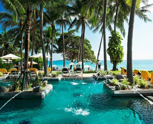 Thailand Resorts Island Escapes Holidays