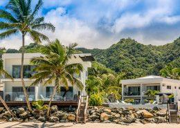 Crystal Blue Lagoon Luxury Villas, Cook Islands - Beachfront