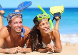 The Edgewater Resort & Spa Cook Islands - Couple