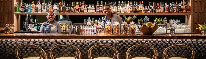 Shangri-La's Fijian Resort - Black Marlin Bar