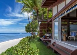 Shangri-La's Fijian Resort - Chi Spa Treatment Bure
