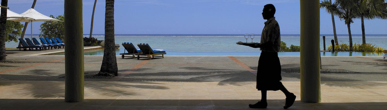 Shangri-La's Fijian Resort - Oceanview Pool