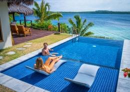 The Havannah, Vanuatu - Villa Pool