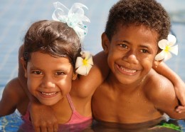 Hilton Fiji Beach Resort & Spa - Happy Kids