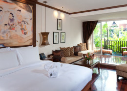 JW Marriott Khao Lak Resort & Spa Thailand - Family Pool Access Room