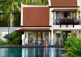 JW Marriott Khao Lak Resort & Spa Thailand - Pool Access Rooms