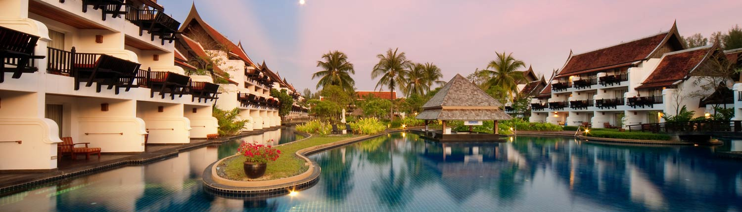 JW Marriott Khao Lak Resort & Spa Thailand - Pool