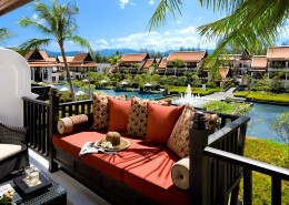 JW Marriott Khao Lak Resort & Spa Thailand - Pool View Room