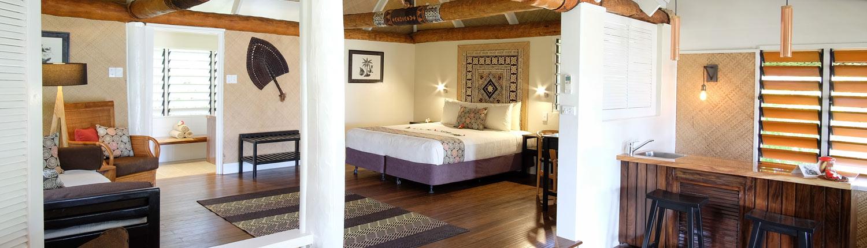 Musket Cove Resort & Marina Fiji - Beach Bure