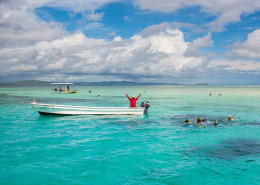 Musket Cove Resort & Marina Fiji - Snorkelling