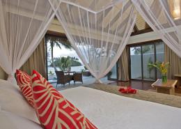 Nautilus Resort Luxury Villas Cook Islands - Beachfront Guestroom
