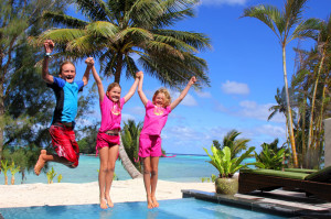 Nautilus Resort Luxury Villas Cook Islands - Kids