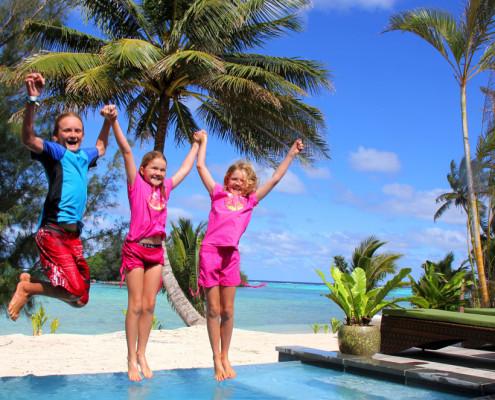 Nautilus Resort Luxury Villas Cook Islands - Kids