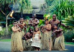 Naviti Resort Fiji - Fijian Warriors