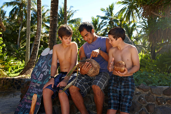 Pacific Resort Rarotonga Cook Islands - Teens
