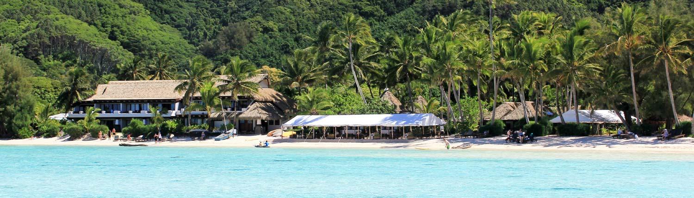 Pacific Resort Rarotonga Cook Islands - Beachfront
