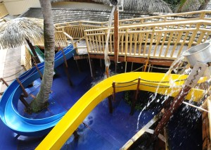The Rarotongan Beach Resort & Spa Cook Islands - Little Dolphins Mini Water Park
