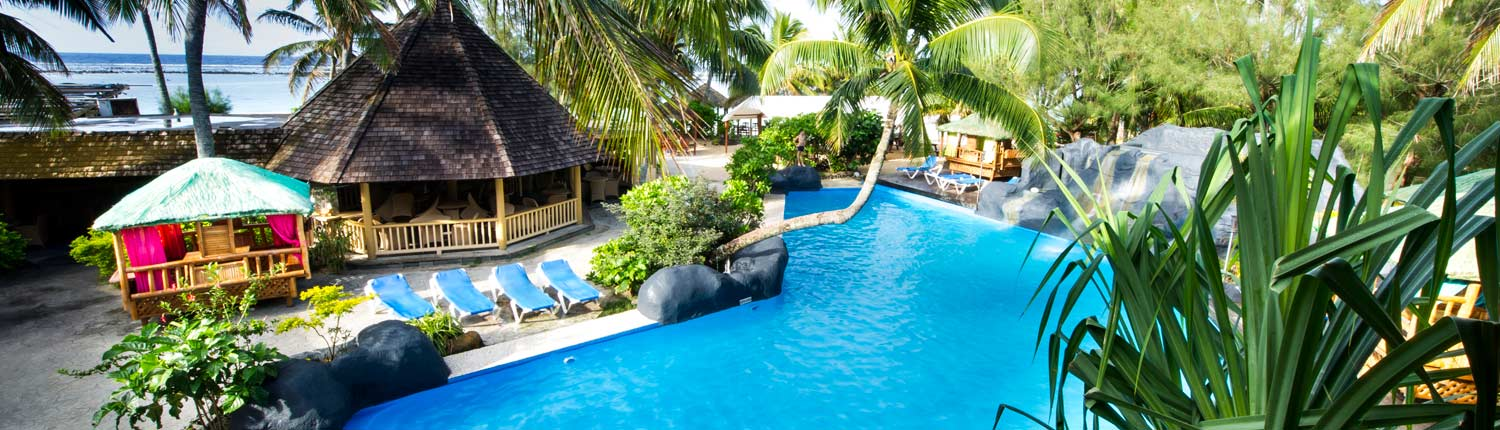The Rarotongan Beach Resort & Spa Cook Islands - Pool