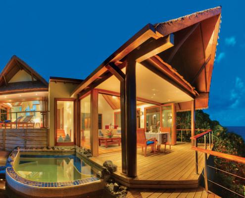 Royal Davui Island Fiji - Plunge Pool Villa