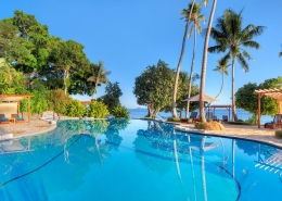 Royal Davui Island Fiji - Resort Pool