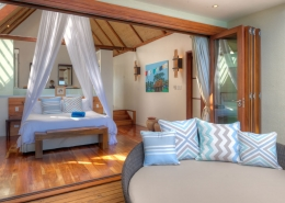 Royal Davui Island Fiji - Room Interior