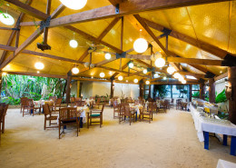 Sanctuary Rarotonga Cook Islands - Blue Water Grill