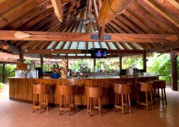 Sanctuary Rarotonga Cook Islands - Lobby Bar