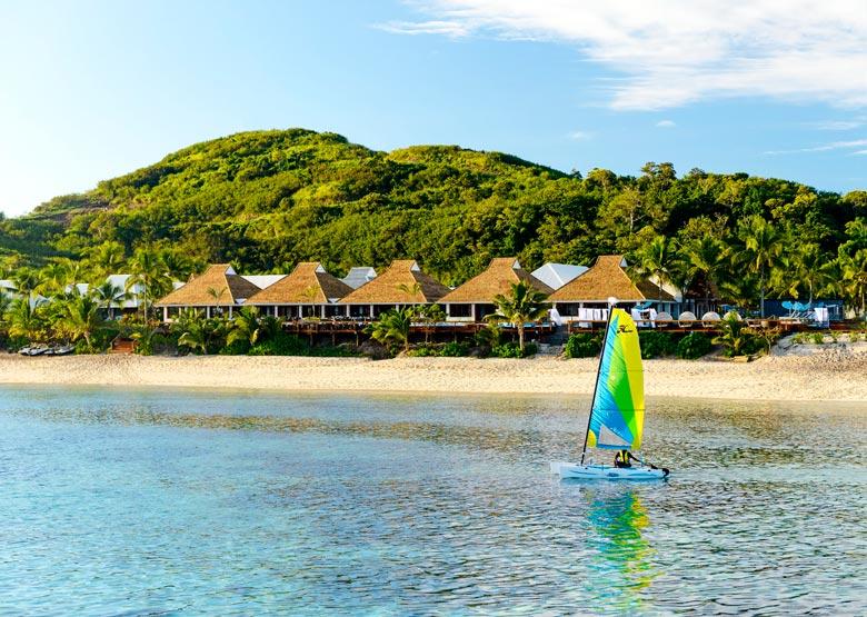Close Sheraton Resort Spa Tokoriki Island Fiji