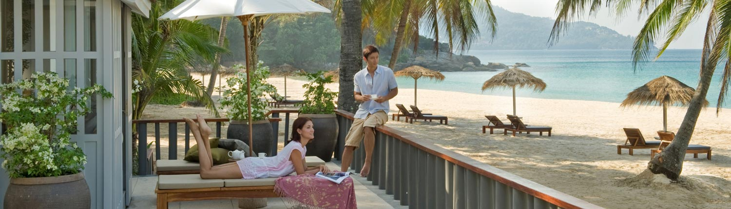 The Surin Phuket Thailand - Beach Studio Suite