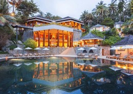 The Surin Phuket Thailand - Exterior Resort View