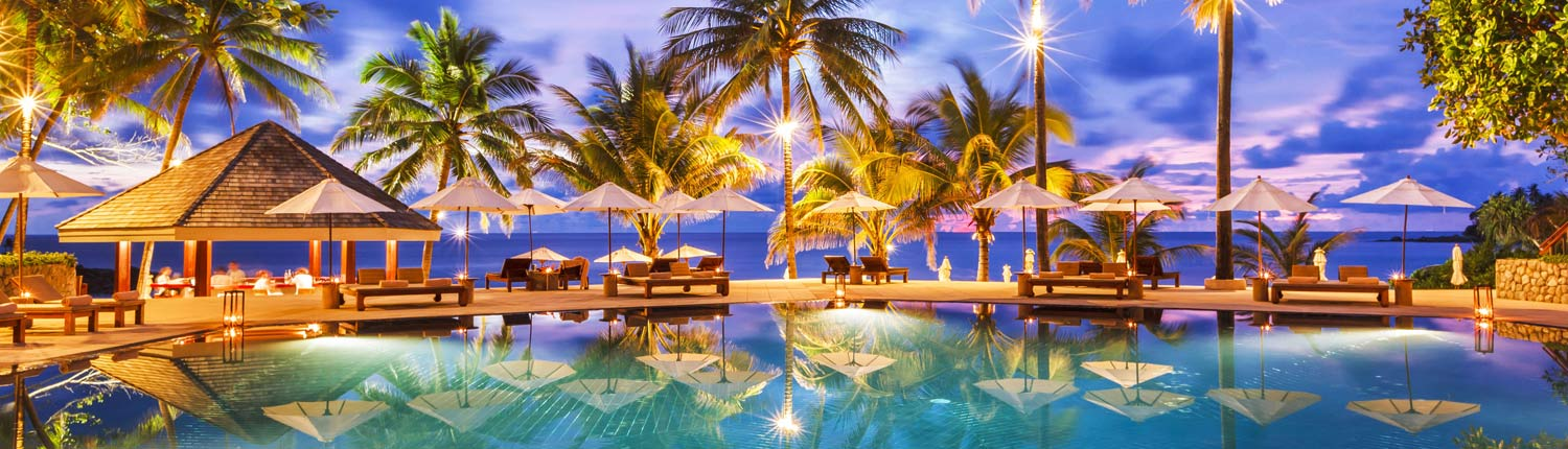 The Surin Phuket Thailand - Pool View