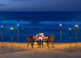 Vana Belle Koh Samui Thailand - Beach Dining