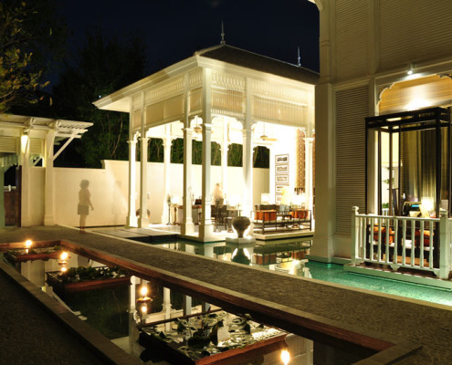 137 Pillars House Chiang Mai Thailand - Lobby