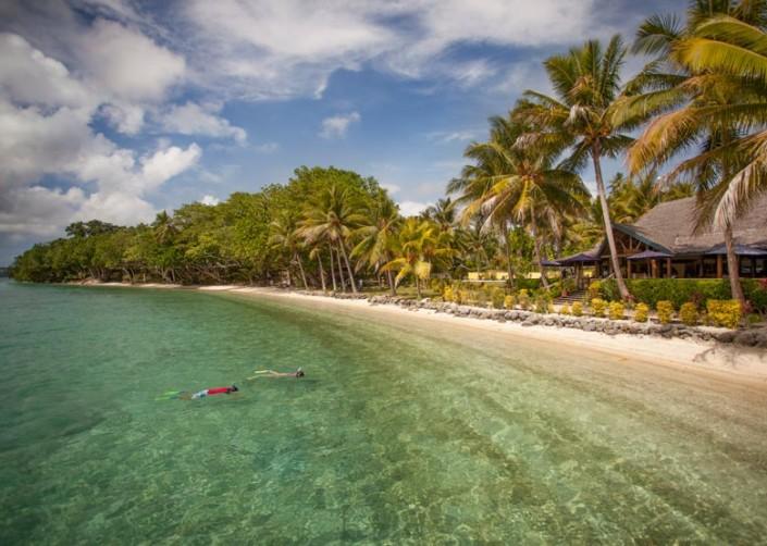 Aore Island Resort Vanuatu - Snorkelling Offshore