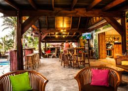 Aquana Beach Resort, Vanuatu - Pool Bar