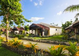 Aquana Beach Resort, Vanuatu - Bungalows