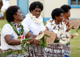 Blue Lagoon Cruises Fiji - Culture