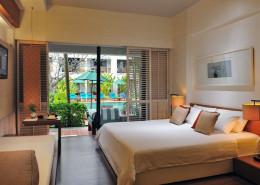 Banthai Beach Resort & Spa, Thailand - Deluxe Room Interior
