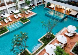Banthai Beach Resort & Spa, Thailand - Resort Pool