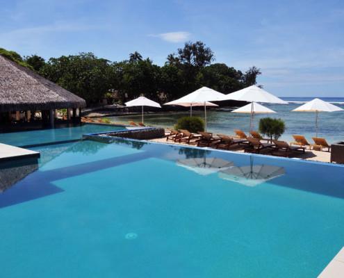 Breakas Beach Resort Vanuatu - Pool