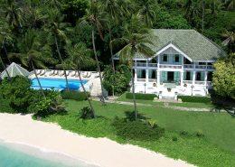 Cape Panwa Hotel, Thailand - Aerial View