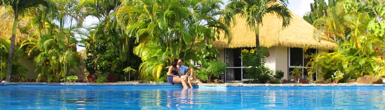 Crown Beach Resort & Spa Cook Islands - 1 Bedroom Villa