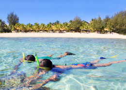 Crown Beach Resort & Spa Cook Islands - Snorkelling