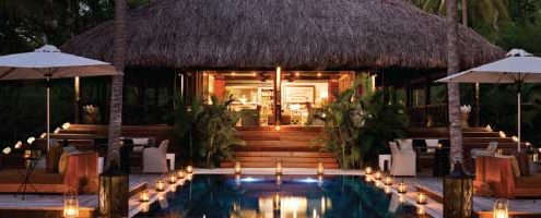 Dolphin Island Resort Fiji - Main Pavillion - Luxury Fiji Resorts - Holiday Escapes