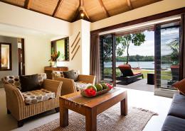 Eratap Beach Resort Vanuatu - Living Area