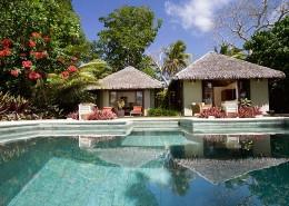 Eratap Beach Resort Vanuatu - Room Exterior