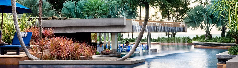 JW Marriott Phuket Resort & Spa Thailand - Pool Bar