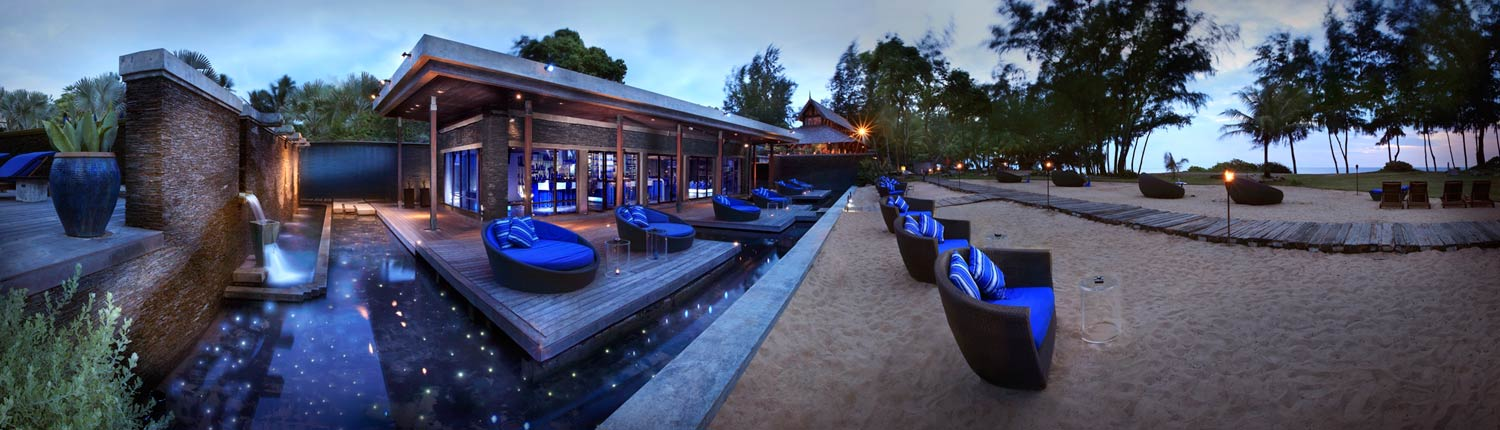 JW Marriott Phuket Resort & Spa Thailand - Bar